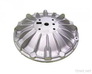 Pump Cover of Aluminum Die Casting